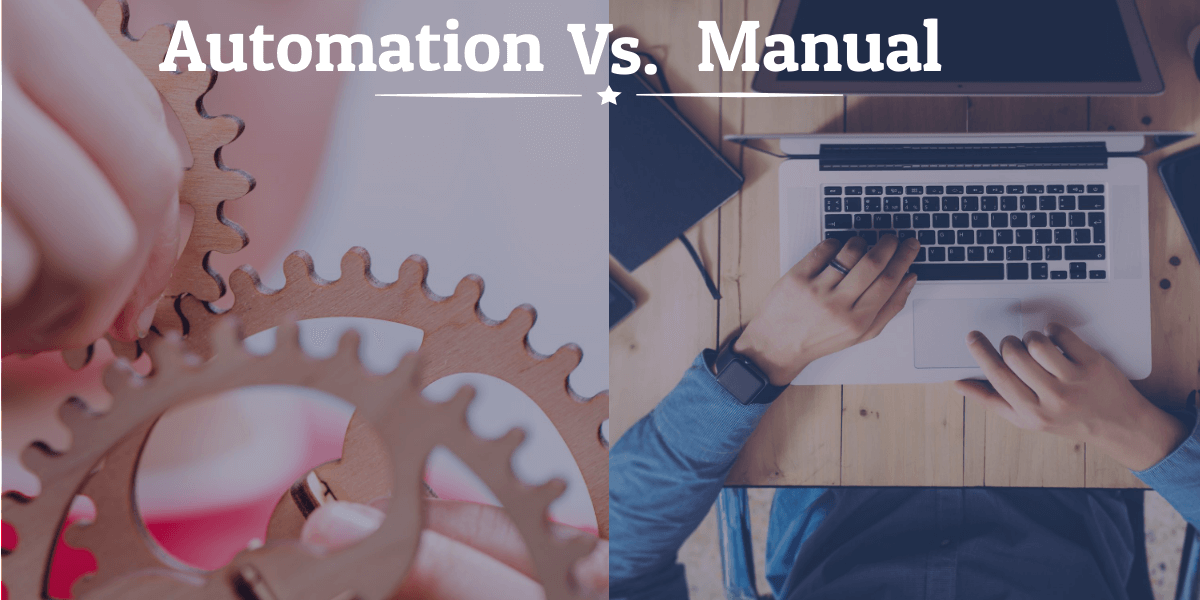 Automation Testing Vs. Manual Testing