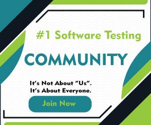 Testing Community