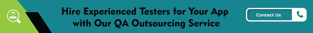 Software QA Outsourcing